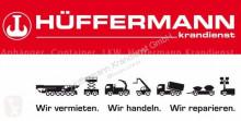 Ver as fotos Reboque Hüffermann / 2-achs Tandem-Abrollanhänger / HTSA 18.77 LS