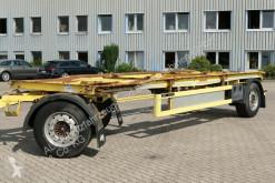 Bekijk foto's Aanhanger nc Reisch REA-18EL, Außenroller, 7m lang, SAF