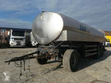 View images Nc Mafa Milchtankanhänge Isoliert 3-Achse ABS trailer
