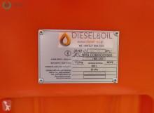 Zobaczyć zdjęcia Przyczepa nc Diesel&Oil Mobil-Tank mit Wellenbrer 600l/Mobile diesel fuel tan neuf