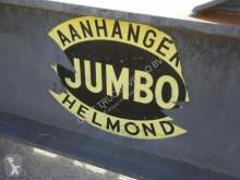 Voir les photos Remorque nc Jumbo CONTAINER AHW 9.25MTR LANG
