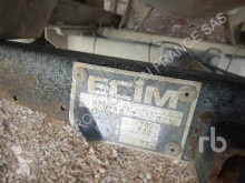 Voir les photos Remorque Ecim 755F