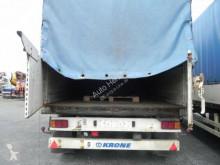 Voir les photos Remorque Krone Pritschenanhänger AZP 18 Planenanhänger