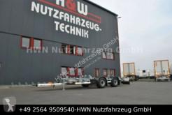 Voir les photos Remorque nc H&W JumboBDF-C7820Tandem Fahrhöhe 870/1030 NEU