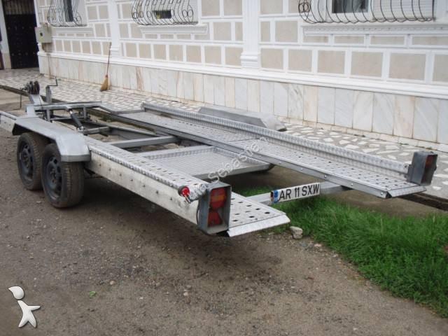 remorque barthau porte voitures platforma transport auto trailer 2 essieux occasion n 859204. Black Bedroom Furniture Sets. Home Design Ideas