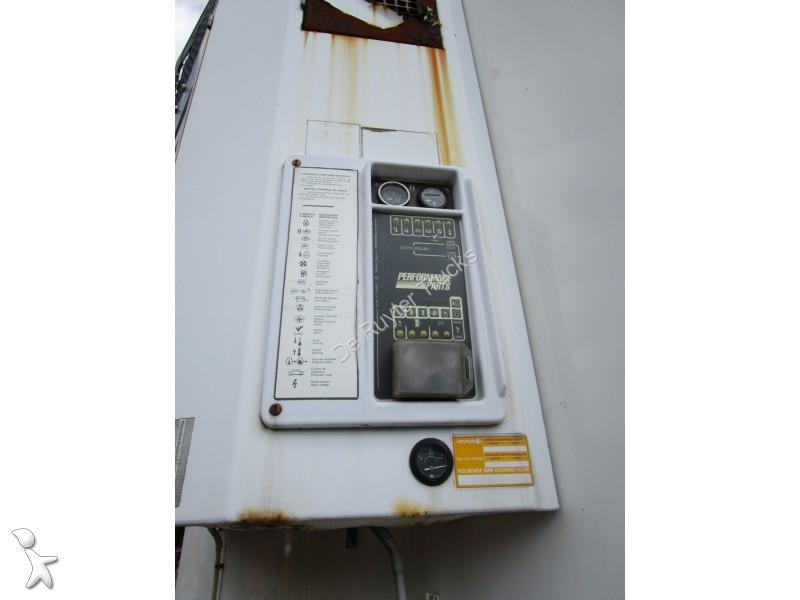 Remorque groenewegen frigo mono temp rature dra 10 10 2 essieux hayon occasion n 1115094 - Temperature frigo 10 degres ...