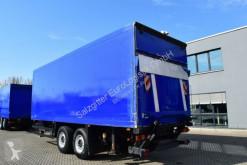 Ver as fotos Reboque Schmitz Cargobull ZKO18 / Ladebordwand / 2 SAF Achsen