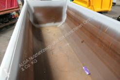 Vedere le foto Rimorchio nc 3-Achser, Stahl, 18m³, anliegende Klappe,Kipper