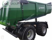 Zobaczyć zdjęcia Przyczepa nc Dinapolis Anhänger 9,5t /Dumper trailer Dina DPS /przyczepa/Remo neuf