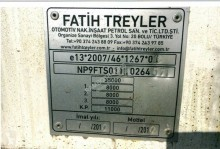 Ver las fotos Remolque Fatih Trayler