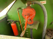 View images Nc Static Fuel Bowser c/w Manual Pump trailer