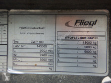 Voir les photos Remorque Fliegl ZWP 180 385-65 R22.5