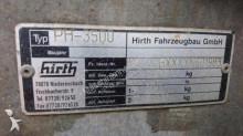 reboque nc furgão Hirth offener Anhänger 2 eixos usado - n°2558772 - Foto 8