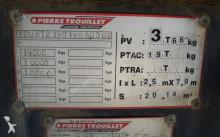 enchères remorque Trouillet occasion - n°2994410 - Photo 8