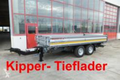 Ver as fotos Reboque Möslein TTD11 Orange Tandem Kipper Tieflader-- Neufahrze