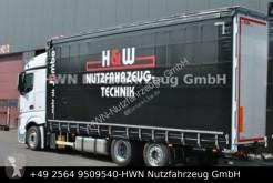 Voir les photos Camion remorque nc H&W Volumen GliederzugNEUauf Basis aller Trucks
