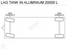 Voir les photos Remorque LAG TANK IN ALUMINIUM 20000 L