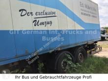 Vedere le foto Rimorchio Schmitz Cargobull Tandem Anhänger mit Brücke Isoliert Koffer