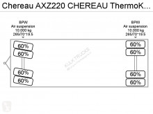 Vedere le foto Rimorchio Chereau AXZ220 ThermoKing / Top Quality Pacton