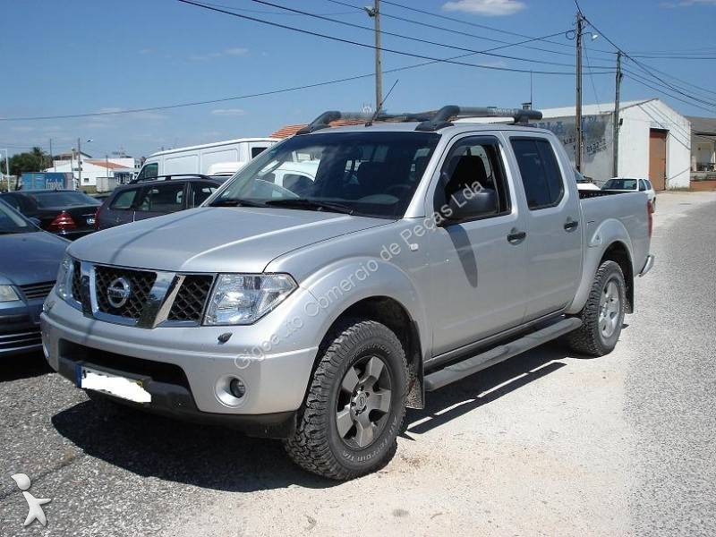 voiture 4x4 suv occasion nissan navara 2 5 dci annonce n 1042787. Black Bedroom Furniture Sets. Home Design Ideas
