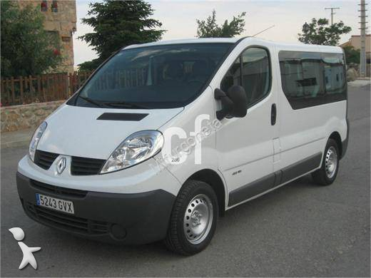 combi renault trafic 2 0l dci 115 cv occasion n 1143422. Black Bedroom Furniture Sets. Home Design Ideas