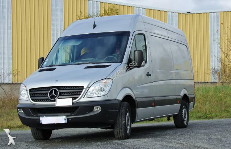 fourgon utilitaire mercedes sprinter 315 cdi 37s 4x2. Black Bedroom Furniture Sets. Home Design Ideas