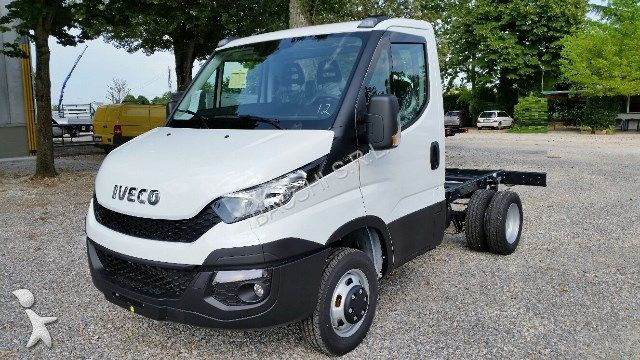 utilitaire ch ssis cabine iveco daily 35c15 gazoil neuf n 1174147. Black Bedroom Furniture Sets. Home Design Ideas