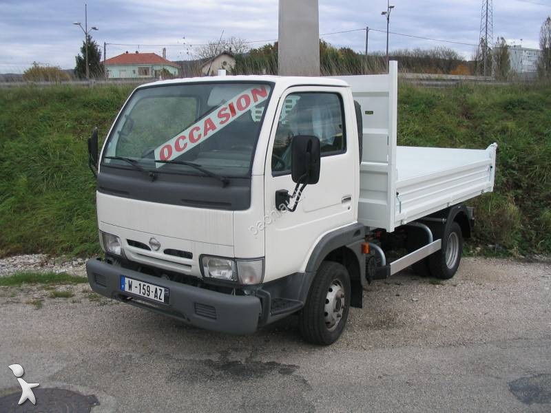 utilitaire benne nissan cabstar 4x2 occasion n 1175714