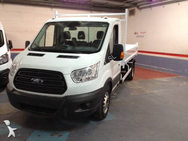 Ford Transit 350 >> Utilitaire benne Ford standard Transit FT 350 L 4x2 neuf - n°1228919