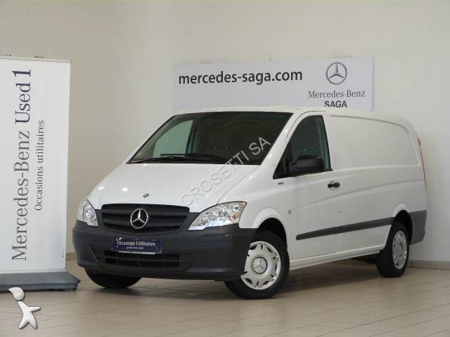 fourgon utilitaire mercedes vito 113 cdi 4x2 occasion n 1235134. Black Bedroom Furniture Sets. Home Design Ideas