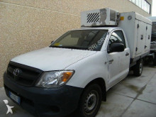 Toyota refrigerated van