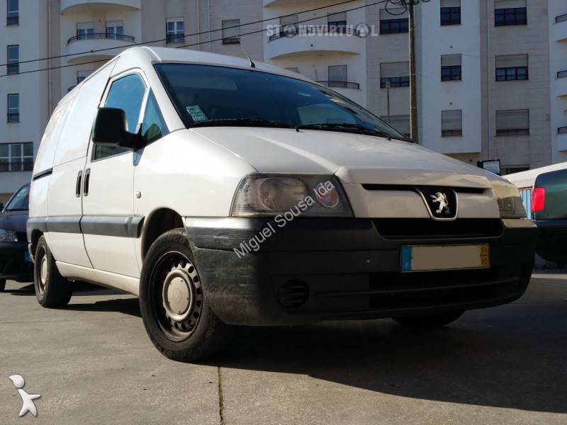 fourgon utilitaire peugeot expert 2 0l hdi occasion n 1300495