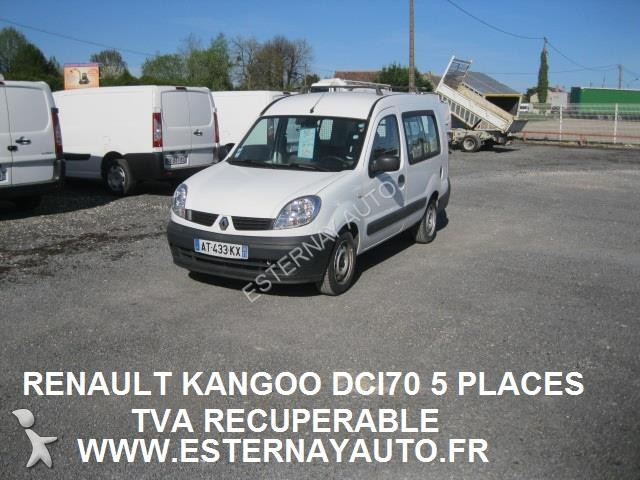 fourgon utilitaire renault kangoo renault kangoo dci70 5 places occasion n 1318935. Black Bedroom Furniture Sets. Home Design Ideas
