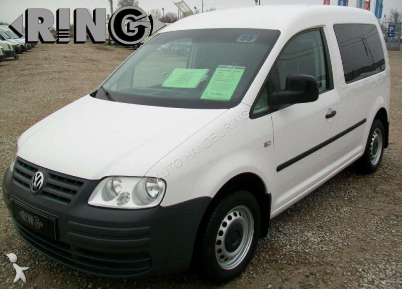 fourgon utilitaire volkswagen caddy caddy 1 9tdi 75km 5 os. Black Bedroom Furniture Sets. Home Design Ideas
