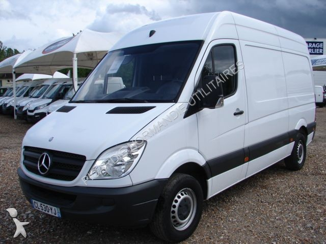 fourgon utilitaire mercedes sprinter 313 cdi 37s 3t5 occasion n 1427254. Black Bedroom Furniture Sets. Home Design Ideas