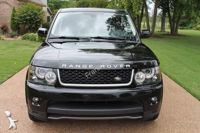 voiture land rover pick up range rover sport 2013 occasion. Black Bedroom Furniture Sets. Home Design Ideas