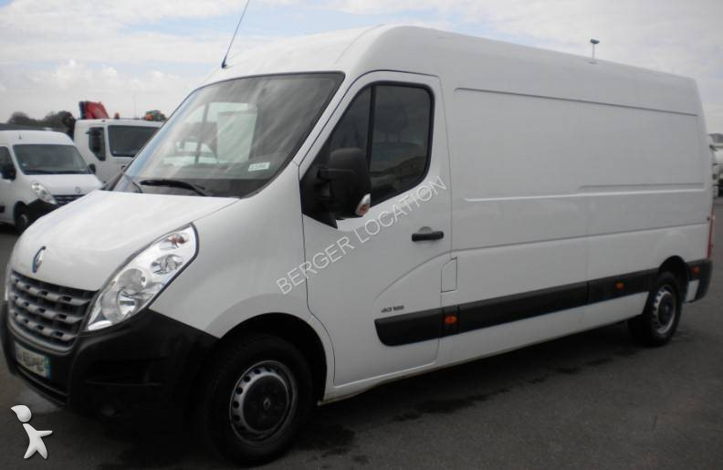 fourgon utilitaire renault master l3h2 dci 125 4x2 occasion n 1478285. Black Bedroom Furniture Sets. Home Design Ideas