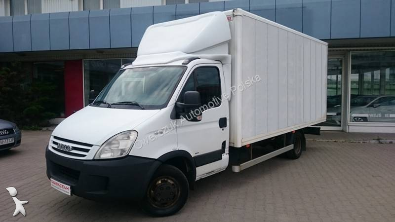 Carrinha comercial chassis cabina iveco daily 50c15v 4x2 usada n 1486678 - Iveco daily chasis cabina ...