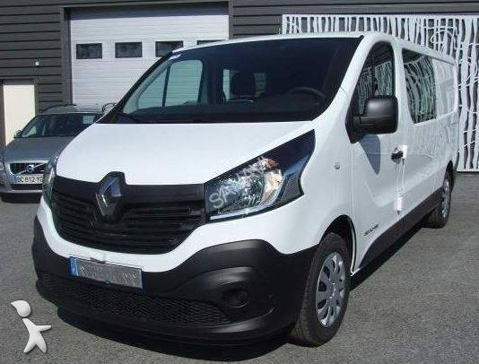 fourgon utilitaire renault trafic l2h1 occasion n 1494098. Black Bedroom Furniture Sets. Home Design Ideas