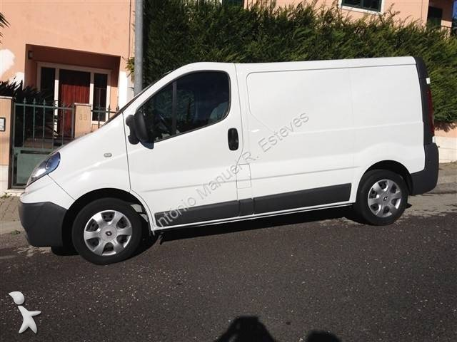 utilitaire frigo renault trafic l2h1 2 0l dci 115 cv occasion n 1496679. Black Bedroom Furniture Sets. Home Design Ideas
