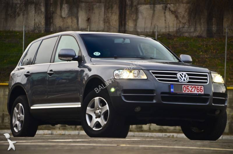 voiture 4x4 suv occasion volkswagen touareg annonce n. Black Bedroom Furniture Sets. Home Design Ideas