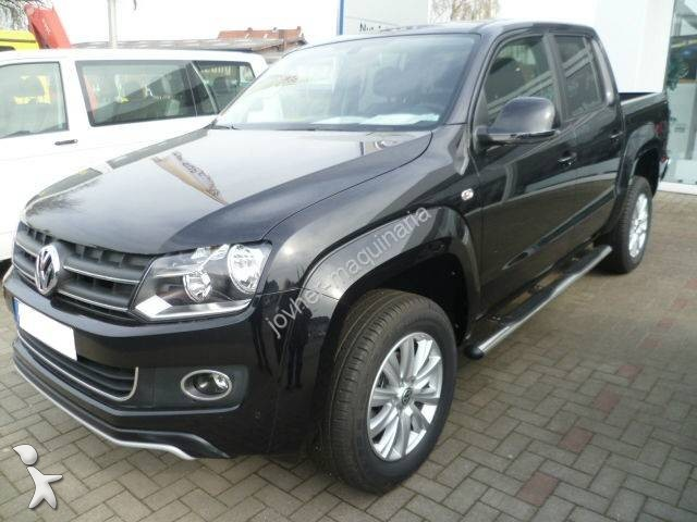voiture 4x4 suv occasion volkswagen amarok 2 0 tdi 4motion highline annonce n 1512715. Black Bedroom Furniture Sets. Home Design Ideas