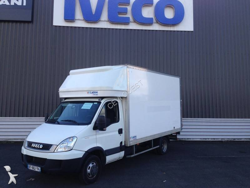 utilitaire ch ssis cabine occasion iveco daily 35c13 annonce n 1522864. Black Bedroom Furniture Sets. Home Design Ideas