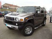 Hummer H2 H2 SUV 398CH ADVENTURE VERSION LUXE