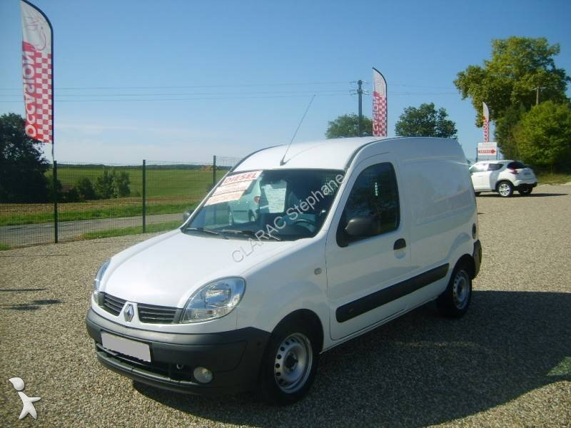 fourgon utilitaire renault kangoo dci 70 ch confort 4x2. Black Bedroom Furniture Sets. Home Design Ideas