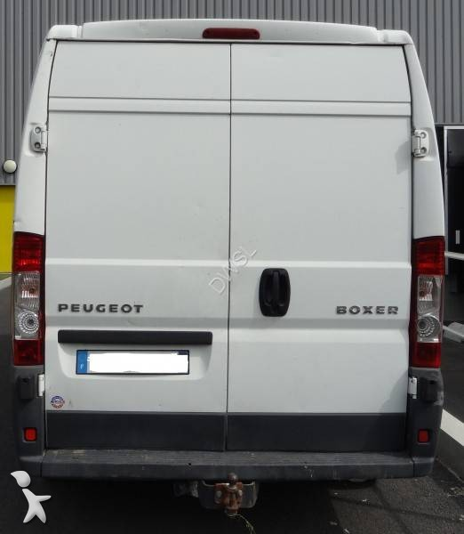 fourgon utilitaire peugeot boxer l2h2 hdi 120 cv 4x2