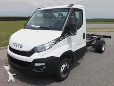 utilitaire ch ssis cabine iveco daily 35c13 neuf n 1680809. Black Bedroom Furniture Sets. Home Design Ideas