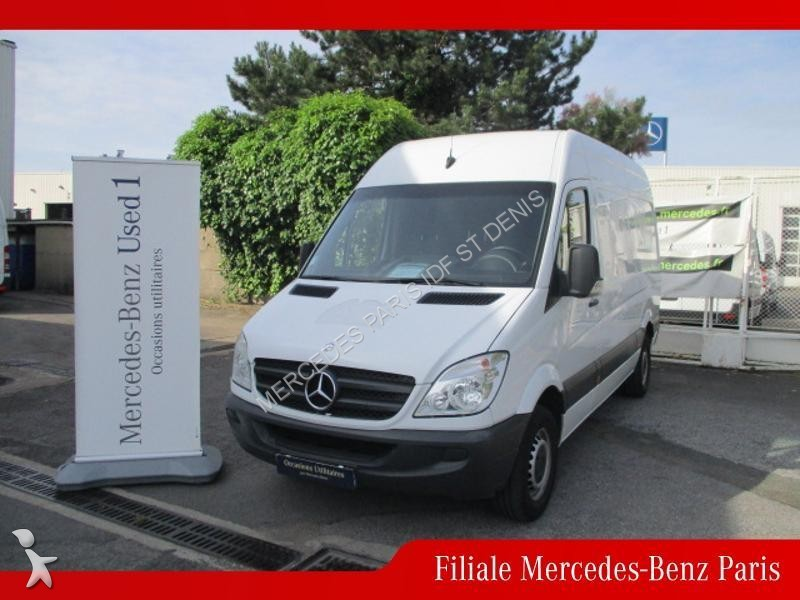 fourgon utilitaire mercedes sprinter fg 313 37s 3t5 tempmatik occasion n 1706678. Black Bedroom Furniture Sets. Home Design Ideas