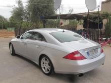 coche ciudadana Mercedes