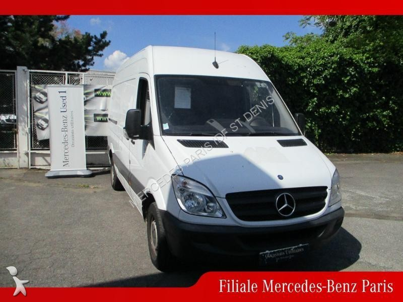 fourgon utilitaire mercedes sprinter fg 313 37s 3t5 tempmatik occasion n 1715587. Black Bedroom Furniture Sets. Home Design Ideas